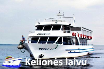 """Laivas """"Sea Horse"""" 4"""